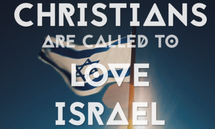 VIDEO: Why Christians Are Called to LOVE ISRAEL | The Biblical Importance of Israel